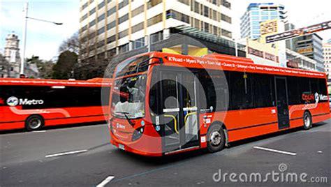 citylink new zealand auckland citylink bus new zealand editorial image