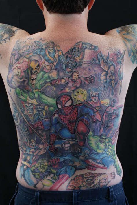tattoo girl on heroes design practice top 10 things superhero tattoos