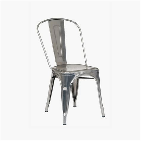 Tolix Dining Chair Replica Tolix High Back Dining Chair U3 Shop