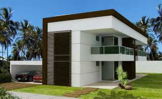 Villa Design by New And Modern Villa Designs In Rio Das Palmeiras At The