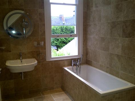 Modern Bathrooms Uk W M Building Decorating Contemporary Bathroom Refurb