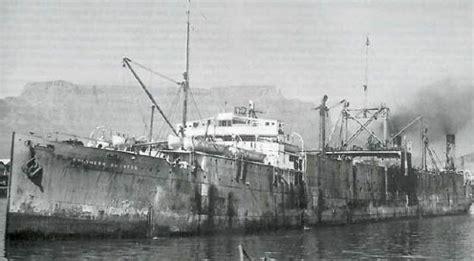 german u boat factory southern empress british whale factory ship ships hit