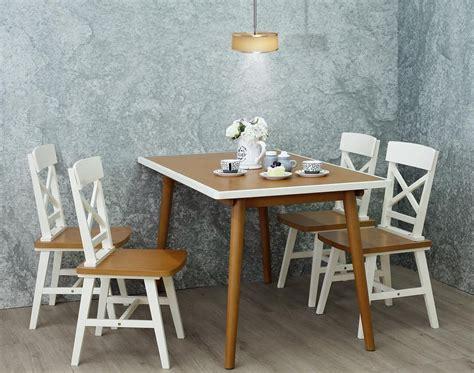 Meja Makan Plastik Minimalis 32 model meja makan minimalis terbaru 2018 kayu kaca