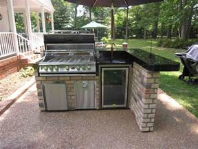 Outdoor Bbq Kitchen Ideas With David Berryhill S New Custom Outdoor Kitchens