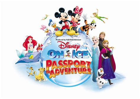 Disney On Ice Ticket Giveaway - disney on ice presents passport to adventure newcastle ticket giveaway nomipalony