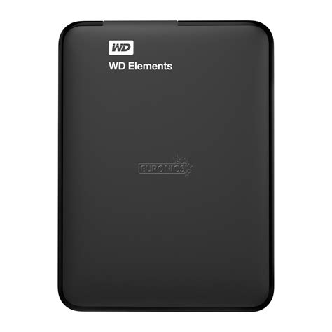 external drive western digital elements 2 tb