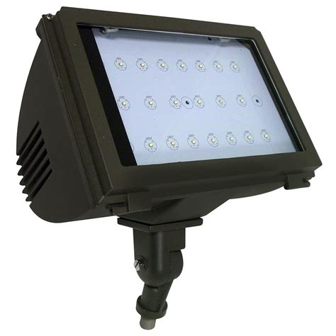bronze outdoor flood light radiance 40 watt bronze integrated led outdoor adjustable
