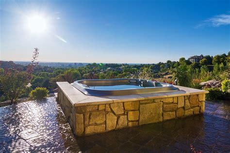 backyard imagination imagine backyard living hot tub spa jacuzzi sundance 29