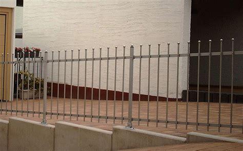 Zaun Aus Edelstahl by Zaun Brillant Seiler Zaun Design