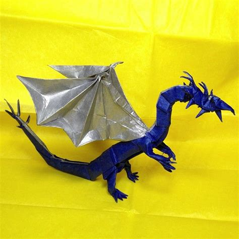 Origami Mythical Creatures - 138 best origami mythical creatures images on