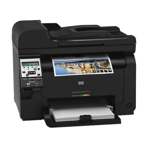 hp laserjet 100 color mfp m175nw hp color laserjet pro 100 m175nw mfp printer copier scaner