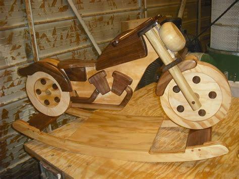 motorcycle rocker plans  video tutorial wooden toy