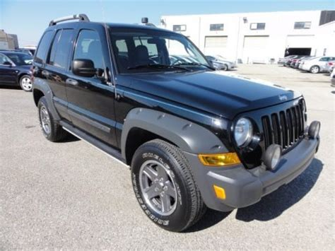 jeep renegade 2005 2005 jeep liberty renegade 4x4 data info and specs