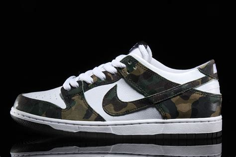 camo sneakers nike nike sb dunk low camo 854866 331 sneaker bar detroit