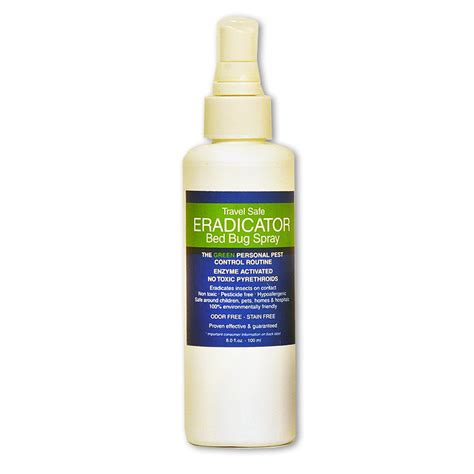 bed bug spray shop eradicator 8 oz bed bug spray at lowes com
