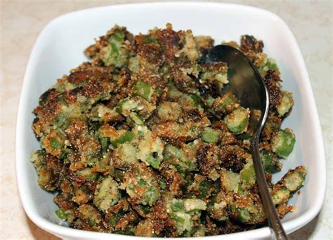 the goddess of fried okra series 1 fried okra real southern cooks