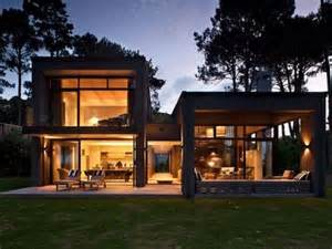 Home Design Ideas New Zealand Modern Home Especially Designed For Active Relaxation In
