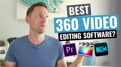 Best 360 Video Editing Software for Mac and PC   YouTube