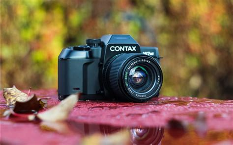 wallpaper camera slr contax 167mt 35mm slr film camera wallpapers others hd