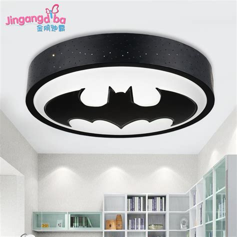Lighting Fixtures For Boys Room S Creative Superman Children S Room L Led Ceiling L Modern Bedroom Boys And
