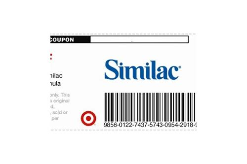similac advance coupons