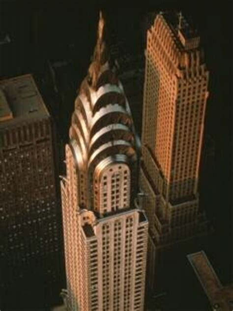 gallery of ad classics chrysler building william van art nouveau to art deco