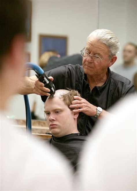 military haircut qualifications photos