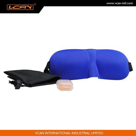 comfortable sleep mask 3d comfortable sleep eye mask with ear plug and carry