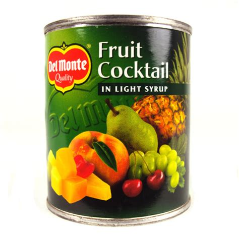 Delmonte In Syrup monte fruit cocktail in syrup delivered worldwide by