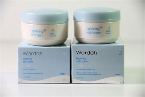 Pemutih Wardah Step 1 toko kosmetik dan bodyshop 187 archive wardah lightening step 1 pot toko