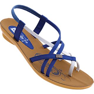 vkc pride blue sandals for women 660 best deals with price