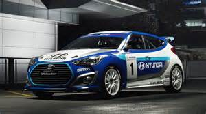 Hyundai Veloster Racing 2013 Hyundai Veloster Turbo Race Concept Meets The Fia And