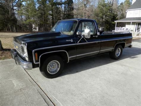 73 87 chevy truck bed for sale c 10 c10 1976 chevrolet silverado long bed 72 557 miles