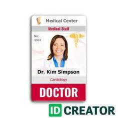 hospital id badge template 1000 images about healthcare hospital badge on