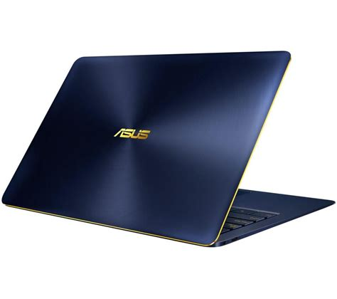 Asus Laptop Black Screen No Drive Light buy asus zenbook 3 ux490 14 quot laptop blue free delivery currys