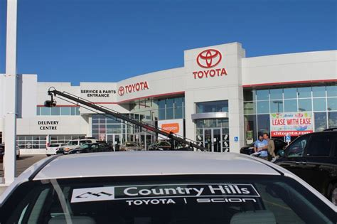 largest toyota dealer pin by countryhills toyota scion on country hills toyota