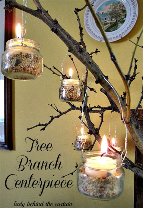 tree branches centerpieces tree branch centerpiece
