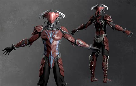 best warframe my 3d warframe model warframe