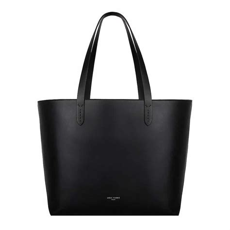 Handbag Tote Bag Black black tote bag bags more