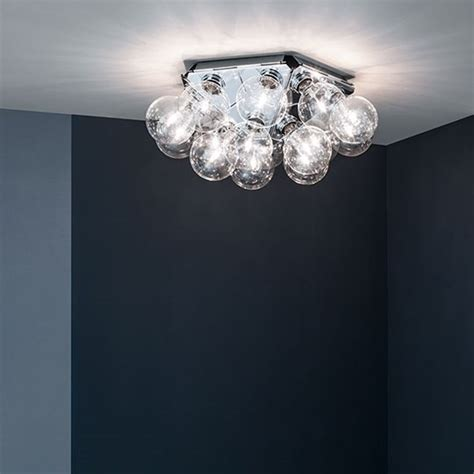 flos soffitto flos designer light taraxacum wall ceiling by achille