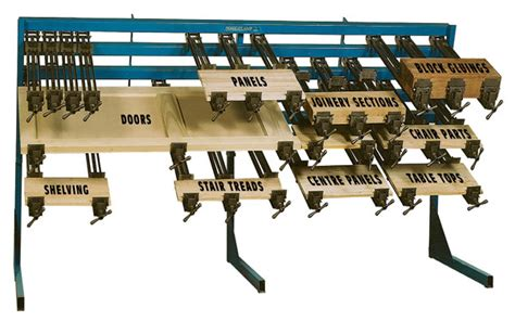 Wf Woodmachinery Product List Glue Press