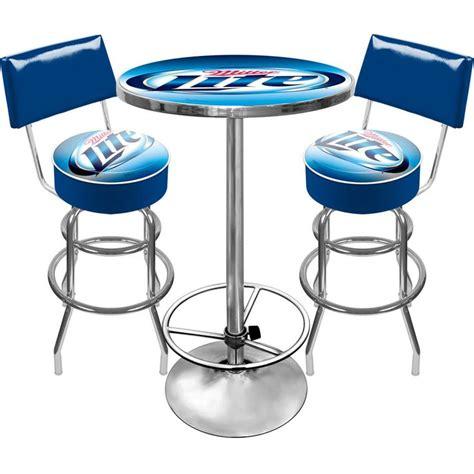 Miller Lite Bar Stools And Table by 139 Best Miller Time Images On Miller Lite