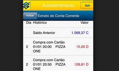 extrato rendimentos banco do brasil stj obriga banco do brasil a imprimir contratos e extratos