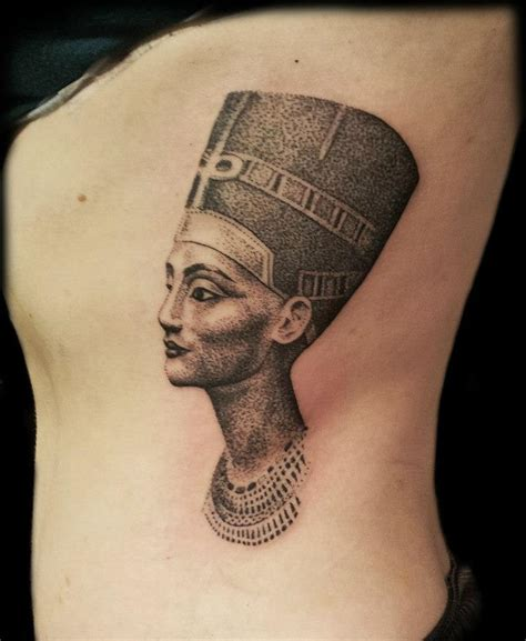 queen tattoo drawings egyptian queen nefertiti tattoos www pixshark com