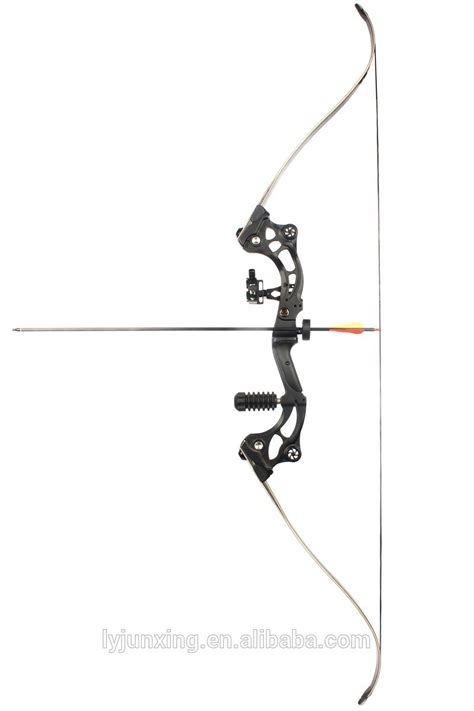 Junxing M115 Archery Kid Bow Black f163 junxing archery fishing recurve bow archery
