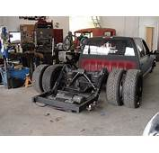 Air Bagged Dually  Thread Post All Body Dropped Rides