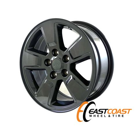 black jeep liberty with black rims jeep liberty 16x7 2008 2009 2010 2011 2012 factory black