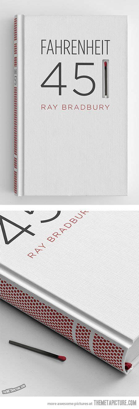 fahrenheit 451 book 17 best images about minimalist book covers on pinterest