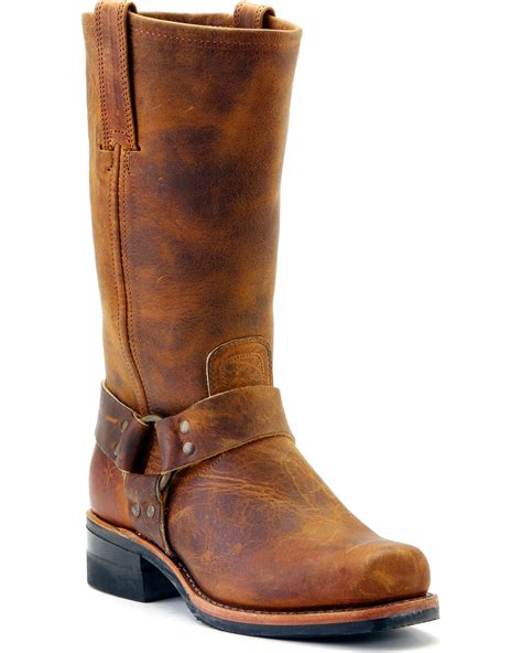 frye mens boot frye s harness 12r motorcycle boots boot barn