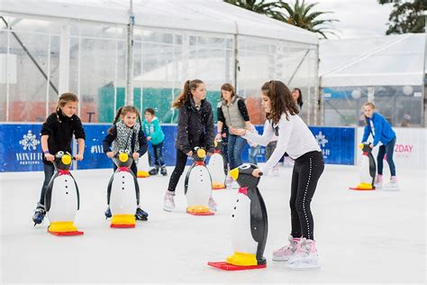 winter garden skating rink winter school 2017 events in melbourne